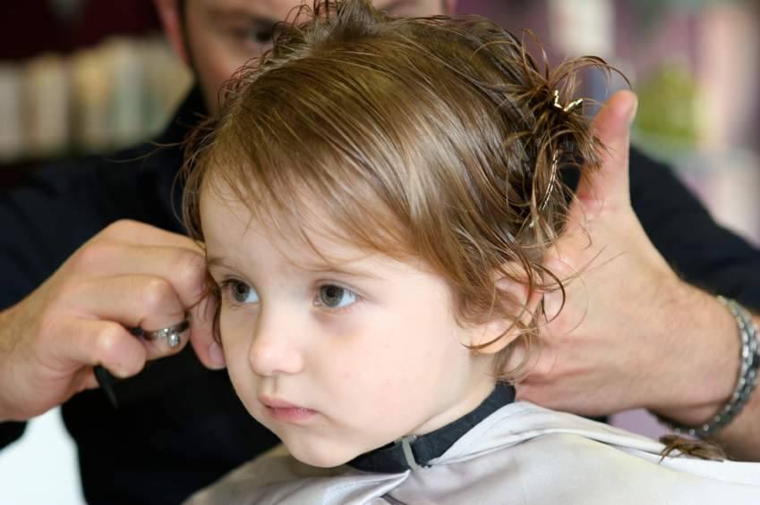 Vähävaraisten perheiden lapsille veloitukseton hiustenleikkaus!