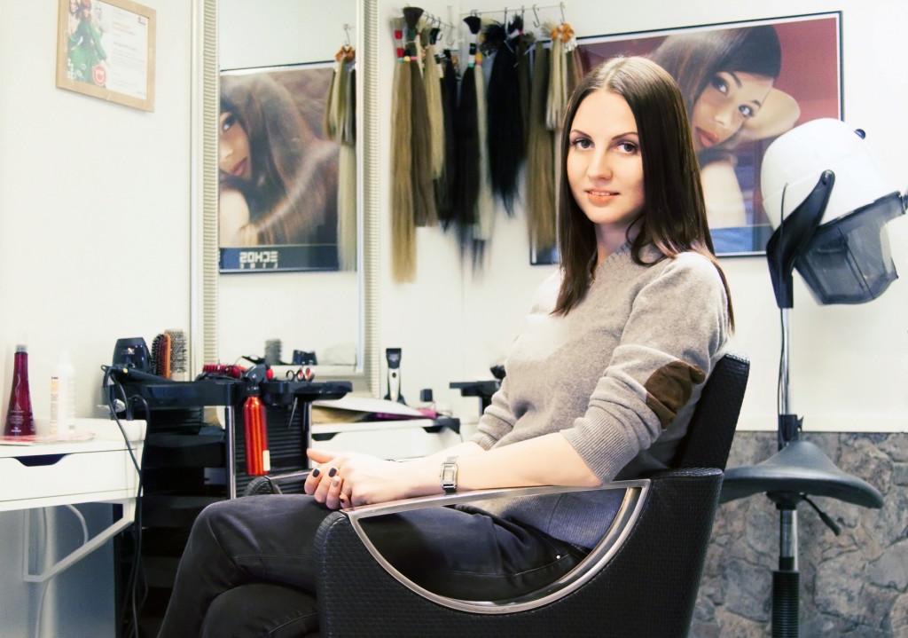 Asiakkaan tarina: Aleksandra, STYLE WorkShop